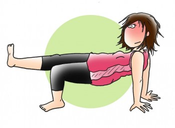 femme gym fanala