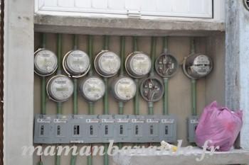 compteurs électriques mexique