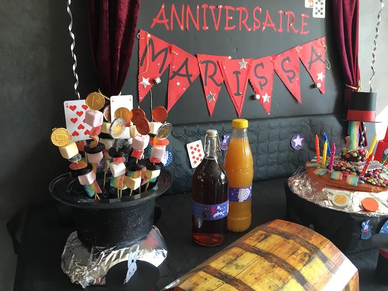 anniversaire-thème-magie