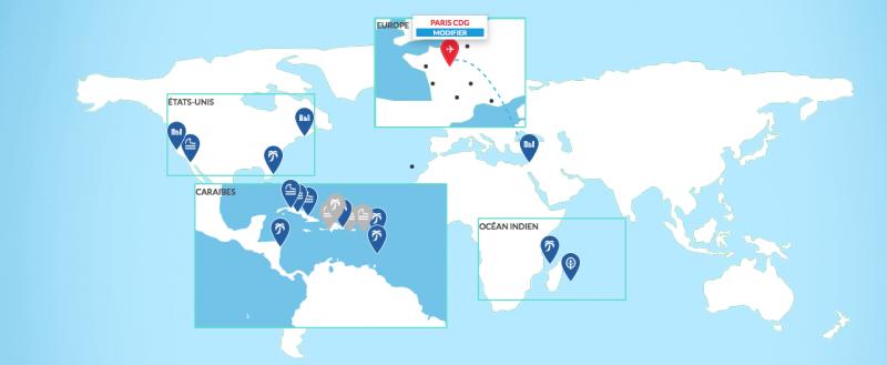 xl airways destinations