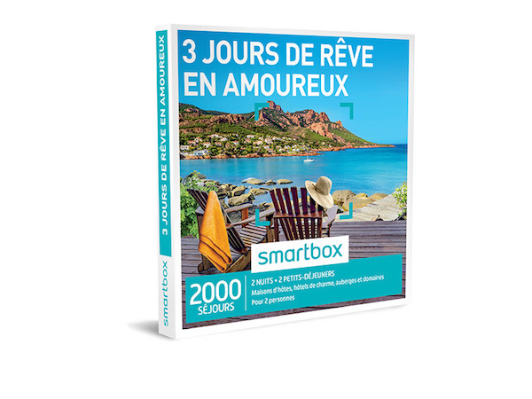 week-end amoureux smartbox