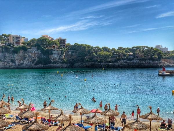 un week-end à Majorque entre copines