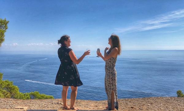 un week-end à Majorque entre filles