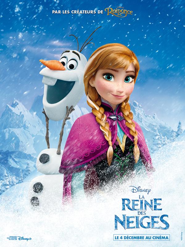 La reine des neiges le film de no l chut maman bavarde - Fin de la reine des neiges ...